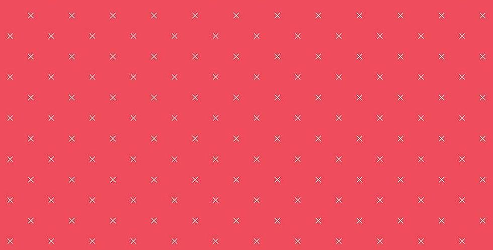 Bee Cross Stitch Cayenne