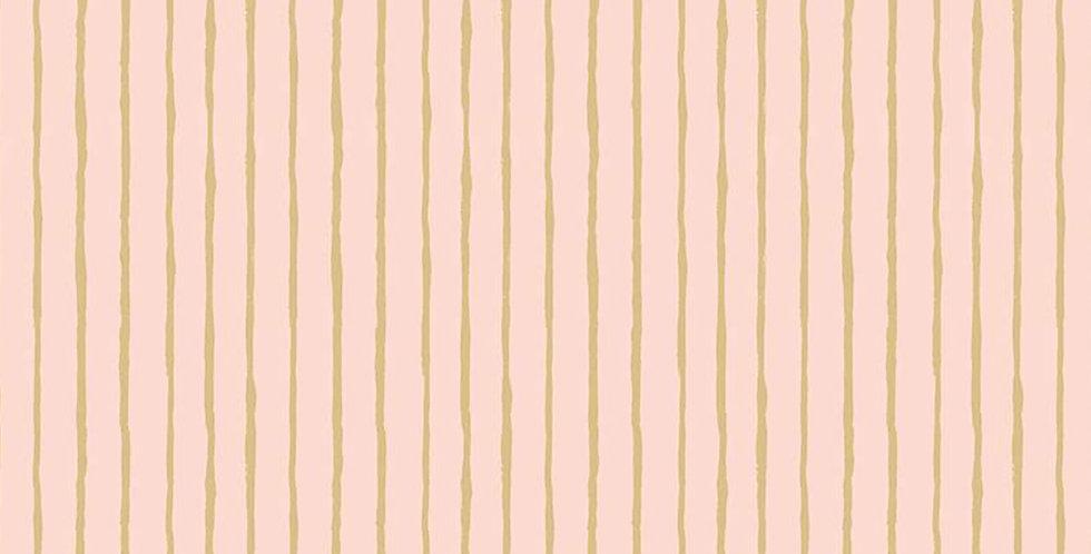Dream World Stripes Pink Sparkle