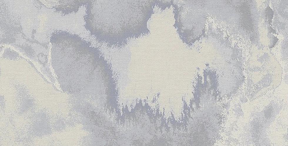 Polished Marble Blue Grey White