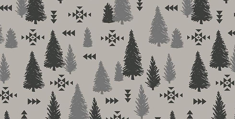 Timberland Trees Light Gray