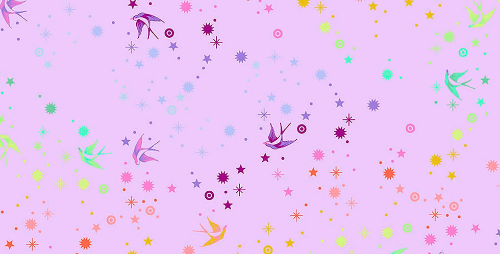 Fairy Dust Lavender Tula Pink