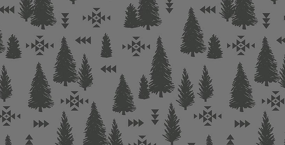 Timberland Trees Gray