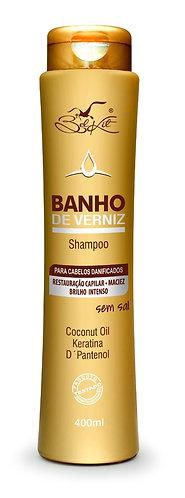 Shampoo Banho de Verniz 400ml