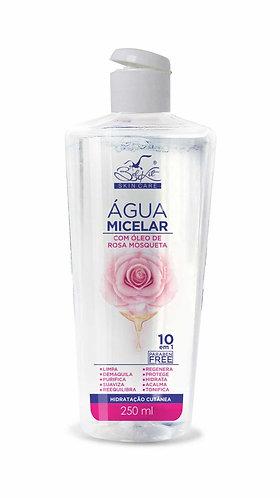 Água Micelar com Óleo de Rosa Mosqueta
