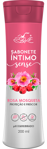 Sabonete Íntimo Sense Rosa Mosqueta
