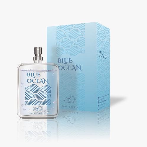 Colônia Belkit Blue Ocean