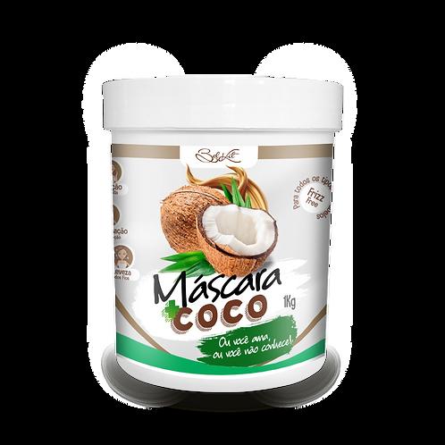 Máscara Coco Nutrição Profunda