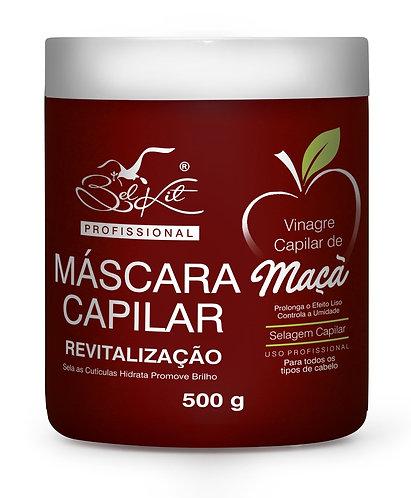Máscara Vinagre Capilar de Maçã 500g