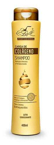 Shampoo Carga de Colágeno 400ml