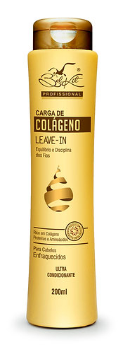 Creme de Pentear Carga de Colágeno 200ml