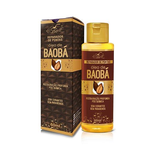 Reparador de Pontas Óleo de Baobá