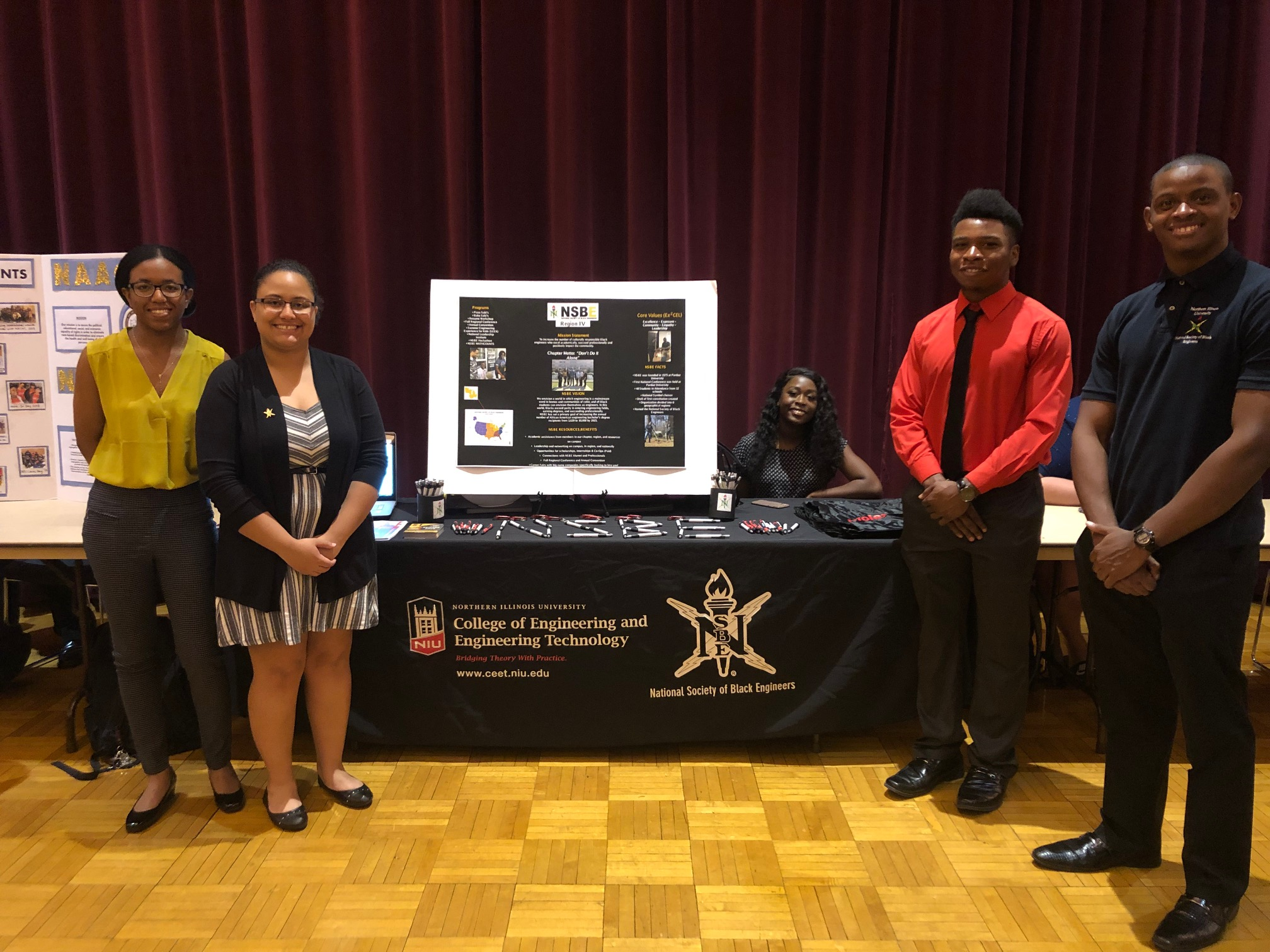 Involvment Fair-August 2019