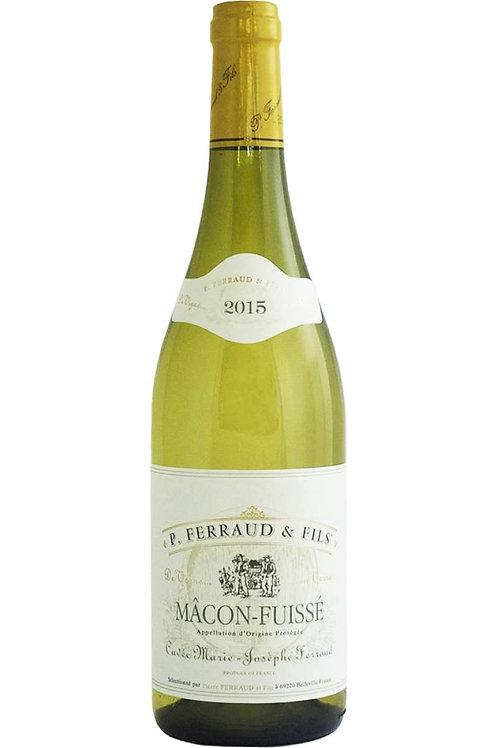 Domaine Pierre Ferraud, Macon Fuisse, Chardonnay 2016