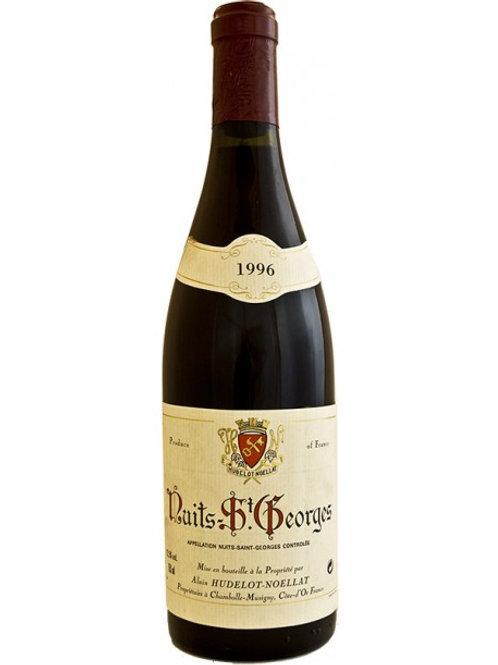 Nuits St George, Domaine Hudelot-Noellat 1996