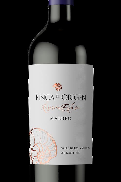Finca El Origin, Malbec Estate 2018