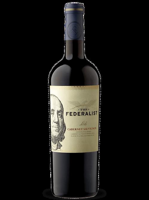 The Federalist, Cabernet Sauvignon 2016