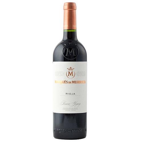 Murrieta Reserva Rioja (Finca Y Gay) 2014