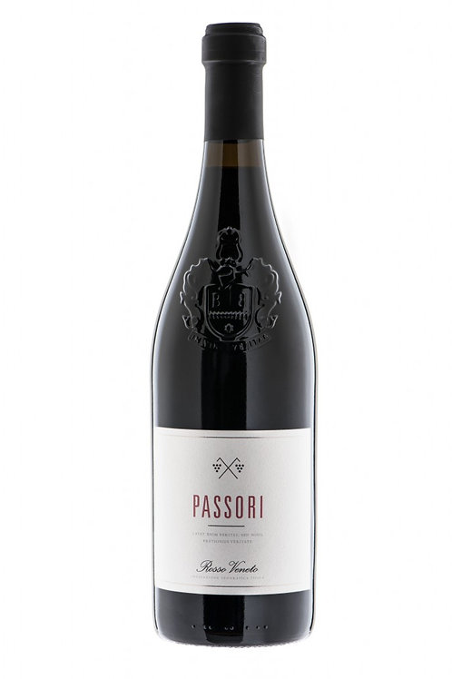Passori Rosso, Merlot/Corvina Blend 2018