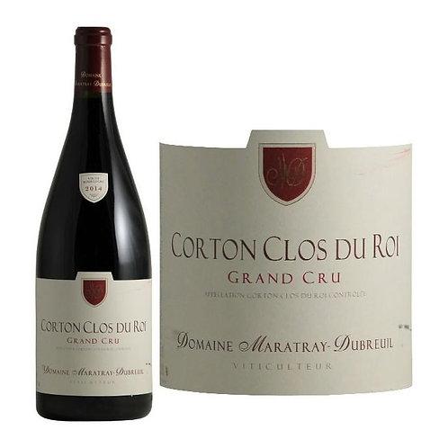 Corton Clos du Roi, Grand Cru, Domaine Maratray-Dubreuil 2013