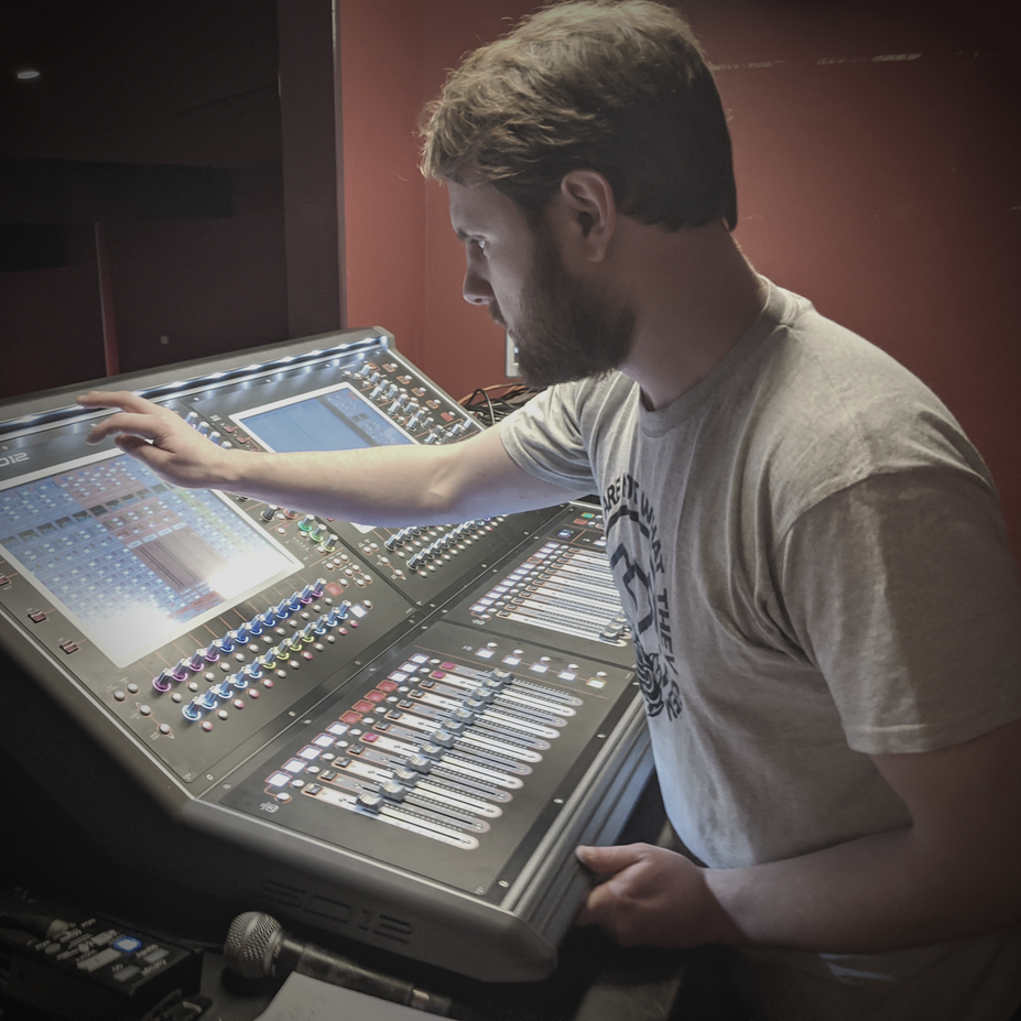 Martin Pritchard - Producer and Sound Designer