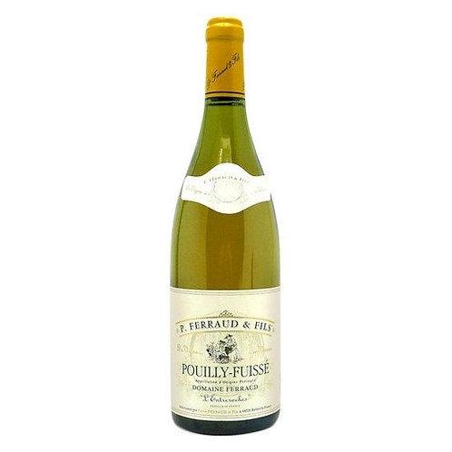 Domaine Pierre Ferraud, Pouilly Fuisse, Chardonnay 2018