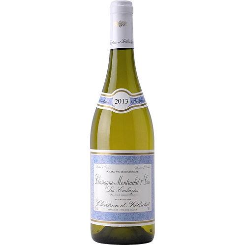Puligny-Montrachet Premier Cru, Domaine Chartron et Trebuchet 2010