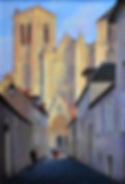 cathédrale st Etienne Bourges