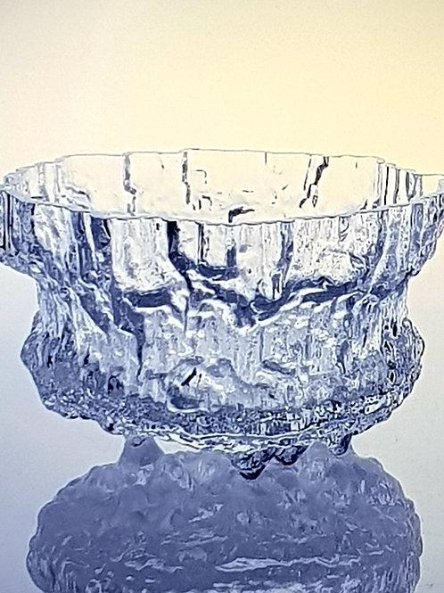"Tapio Wirkkala, Iittala 1960s ""Miracus"" 3433 big bowl"