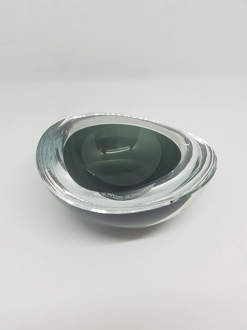Kertu Nurminen cased grey bowl