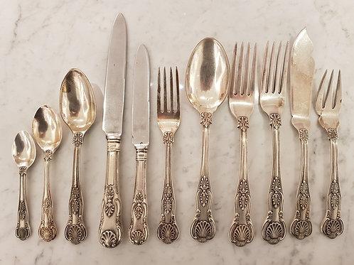 Sterling cutlery J.B.Hennell, London 1884