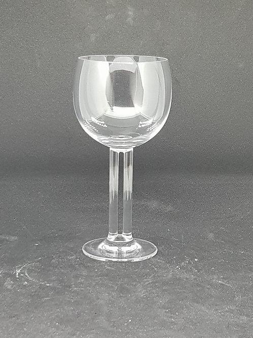 "6 ""Cupola"" Mario Bellini Rosenthal glasses"