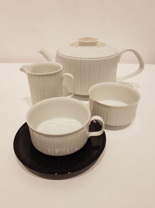 Tapio Wirkkala, 6 the cups set Rosenthal porcelain