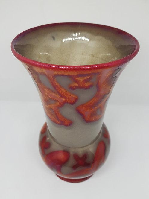 Edgar Bockman, pottery vase 1930s