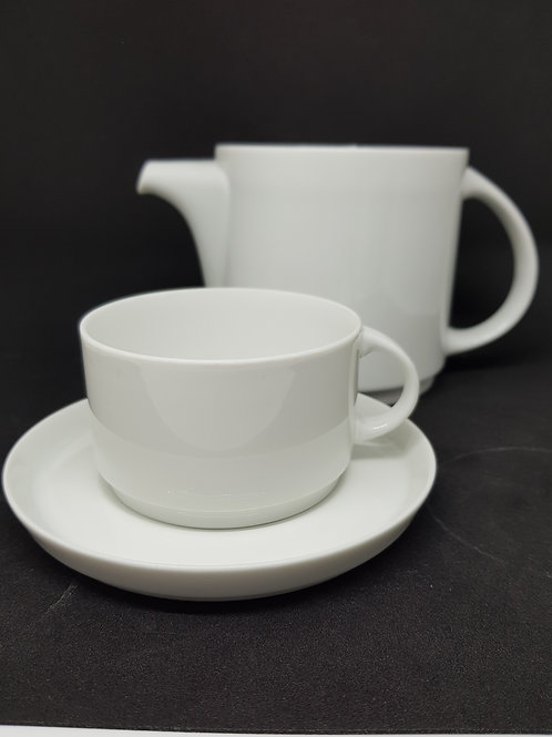 Hans Theo Baumann tea, koffee set.