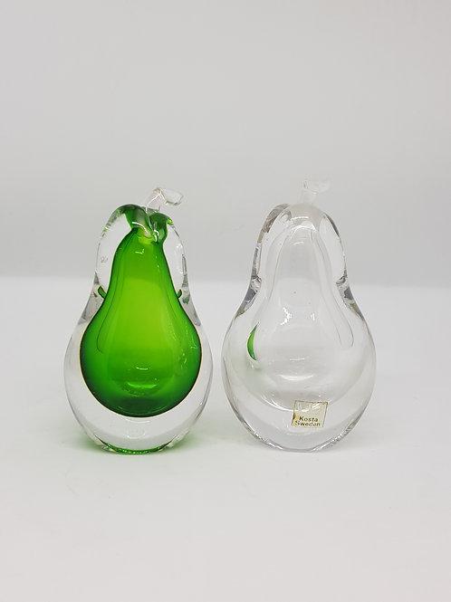 Vicke Lindstrand Kosta perfume bottle