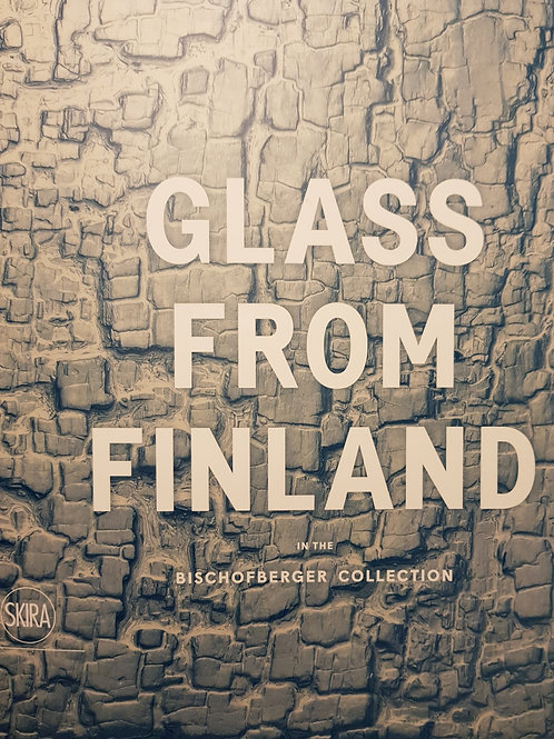 """Glass from Finland"" in the Bischofberger collection"