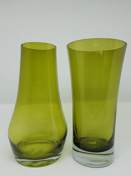 Riihimaki glasses 1970