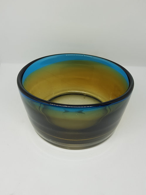 Big Vicke Lindstrand 1950s bowl