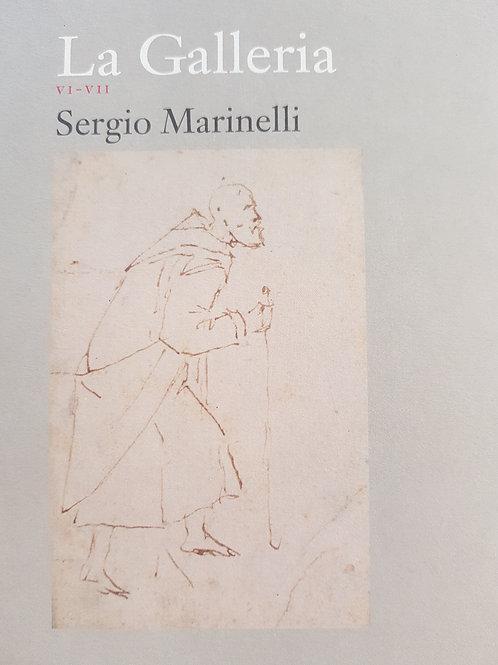 """Sergio Marinelli """"La galleria"""" VI-VII  (I, II-III, IV-V)"""