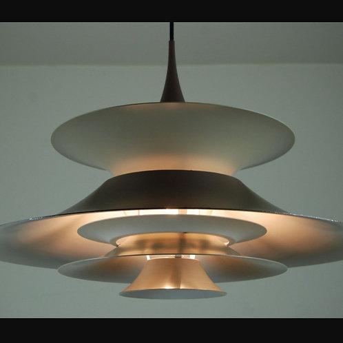 Radius ceiling lamp Erik Baslev 1962