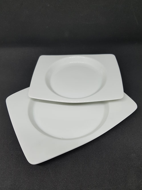 Hans Theo Baumann, 6 pastry small plates, Thomas 1960s