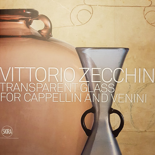 Vittorio Zecchin, transparent glass for Cappellin and Venini