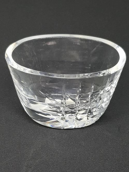Ingeborg Lundin !950s Orrefors cut glass
