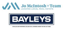 Jo McIntosh Logo with Bayleys Horizontal (002)