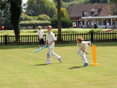 Hurley CC Easter Camp Announced!