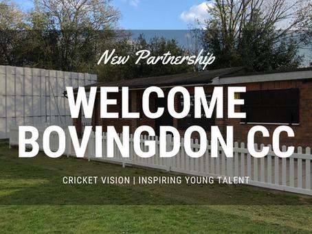 Welcome Bovingdon CC!
