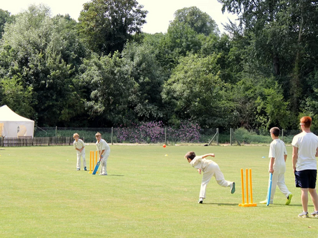 Easter Cricket Camps Announced