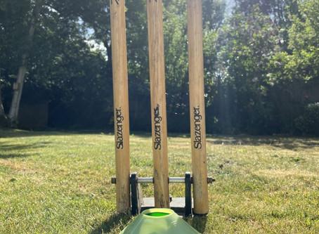 At Home Cricket: Week 8