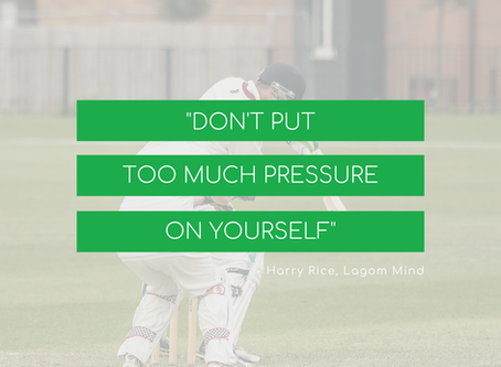 Cricket And Mental Health