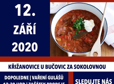 Křižanovický Gulášfest 2020